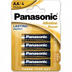 Pack 4 Pilas LR6 - AA - 1,5 V